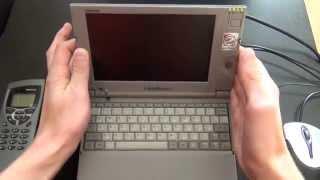 Toshiba Libretto 100 CT. Level up