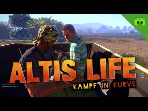 ALTIS LIFE # 33 - Kampf in Kurve «» Let's Play Arma 3 Altis Life | HD