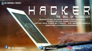 Hacker Telugu Short Film - YOUTUBE