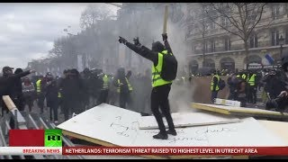 French government admits it failed to contain the Yellow Vest rampage. What will they do next? - RUSSIATODAY