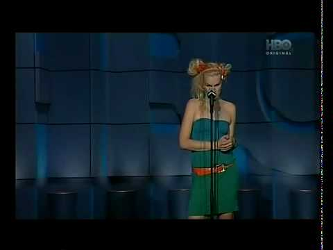 Na Stojáka - Iva Pazderková - Blondýna na gyndě