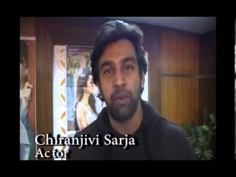 Enjoy Chandralekha on ReelBox.tv says Actor Chiranjeevi Sarja