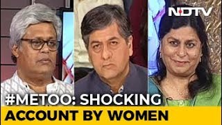 #MeToo Shakes India: Can It Be A Permanent Revolution? - NDTV
