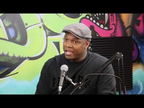 #DroppingGems - Trey Lamont owner of The Jerk Shack  -