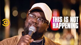Lil Rel Howery - Milton on the Bongos - This Is Not Happening - Uncensored - COMEDYCENTRAL