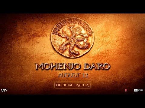 Mohenjo Daro | Official Trailer | Hrithik Roshan & Pooja Hegde