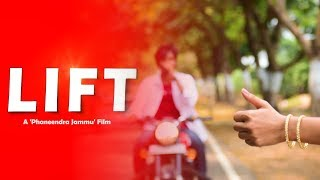 LIFT || Telugu Short Film Trailer || Directed by Phaneendra Jammu || Mahesh Princy - YOUTUBE