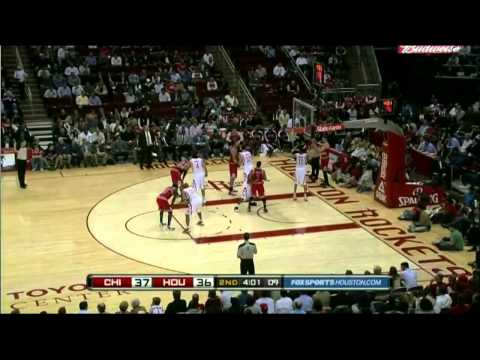 Derrick Rose Highlights vs Rockets (11.16.10) [HD]