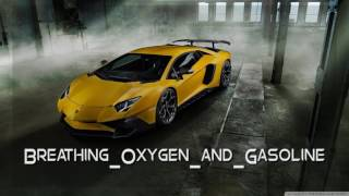 Royalty Free Breathing Oxygen and Gasoline:Breathing Oxygen and Gasoline