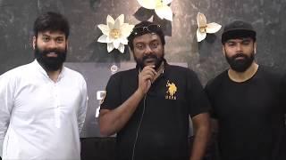 Raju Gari Gadhi 3 First Look Launch By Director VV Vinayak - TFPC