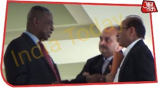 PNB घोटाले के आरोपी Mehul Choksi ने छोड़ी भारतीय नागरिकता, Antigua में सरेंडर किया पासपोर्ट - AAJTAKTV