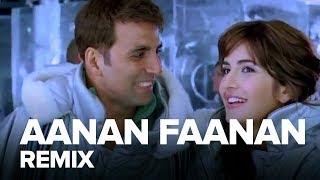 Aanan Faanan (Remix) | Full Audio Song | Namastey London | Akshay Kumar, Katrina Kaif - EROSENTERTAINMENT