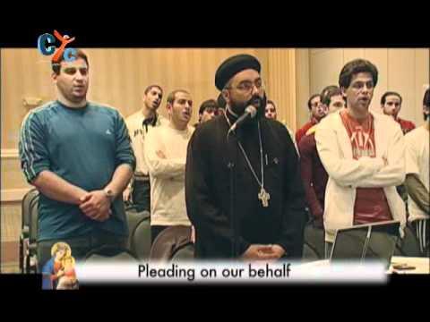 Kiahk Praise Agios Part 1 HG Bishop Youssef