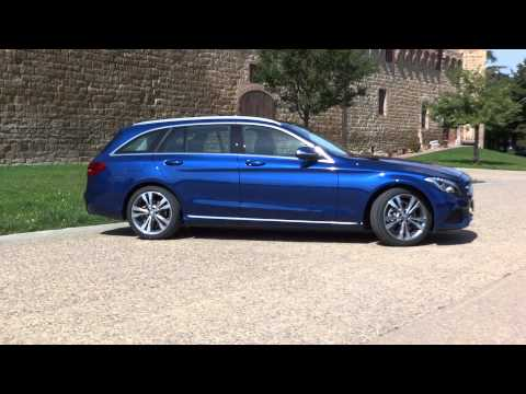 Mercedes Classe C SW MY 2014, Primo Contatto - First Drive Review