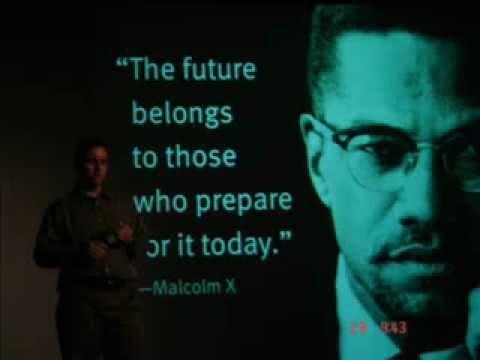 Malcolm X - House Negro vs Field Negro.mp4