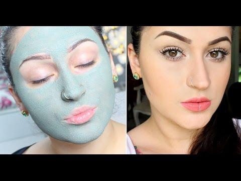 Máscara caseira para acabar com espinhas e oleosidade excessiva!