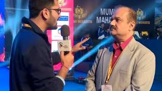 PWL 3 Day 14: Senior journalist Manoj Joshi speaks over at Pro Wrestling - NEWSXLIVE