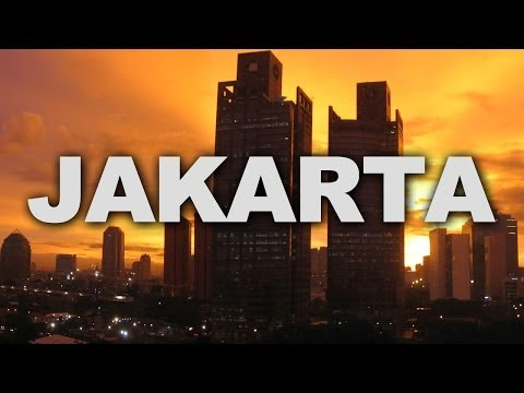 Jakarta, the Capital of Indonesia