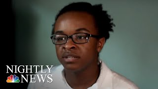 Study Shows Suicide Rate Of Black Children Twice That Of White Children | NBC Nightly News - NBCNEWS