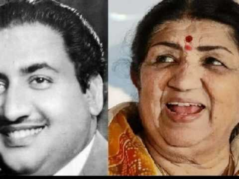 Mohammed Rafi And Lata Mangeshkar Songs (HQ)