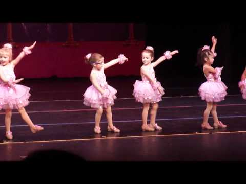 When I Grow Up: First Dance Recital for Kendal at That's Dancin'