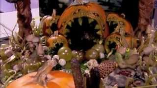 karen portaleo on food networks halloween wars season one episode one youtube