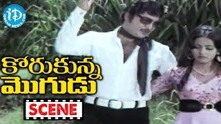 Korukunna Mogudu Movie Scenes - Lakshmi Falls Sick || Shoban Babu || Jayasudha || Satyam - IDREAMMOVIES