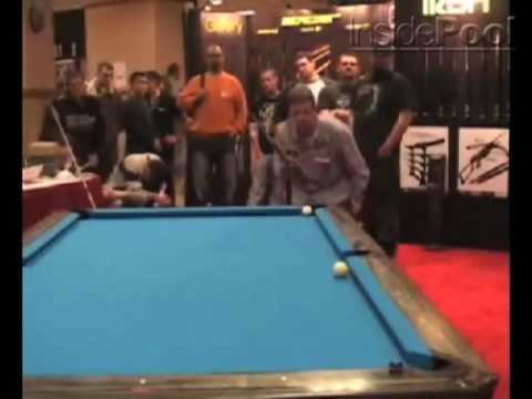 Amazing Pool Trick Shots by Jamison Neu