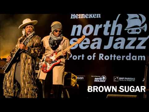 D'Angelo and the Vanguard live at North Sea Jazz 2015