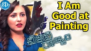I Am Good at Painting - Madhu Shalini || Talking Movies with iDream - IDREAMMOVIES