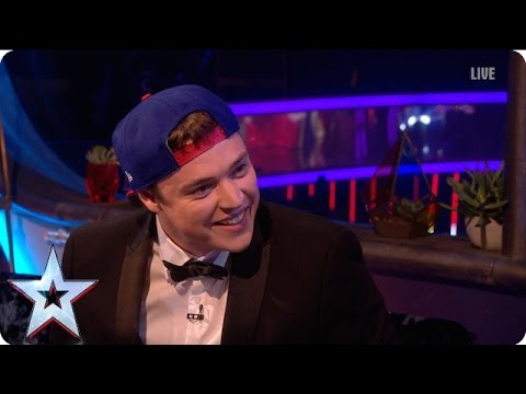 Stephen chats with Semi-Final winner Craig Ball | Semi-Final 5 Results | Britain's Got Talent 2016