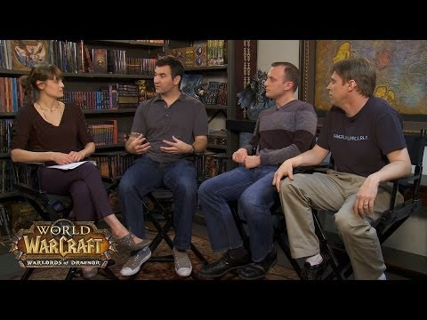 WoW Source Episode 3 - Warlords of Draenor PvP and Class Changes
