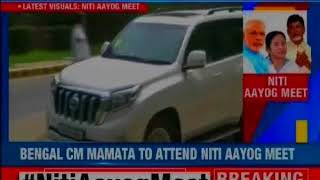Niti Aayog Meet to begin shortly; top leaders arrive to attend the meet - NEWSXLIVE