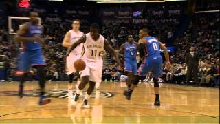 Jrue Holiday Embarrasses Westbrook With The Dribble
