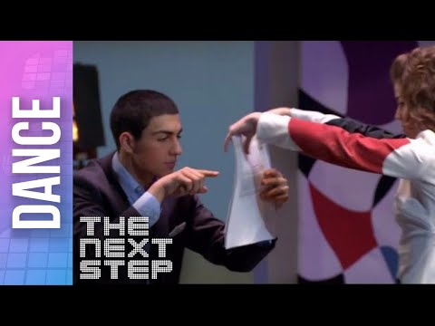 The Next Step - Extended: James & Riley Nationals Duet