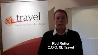 Rod Rutter Chief Operating Officer XL Travel