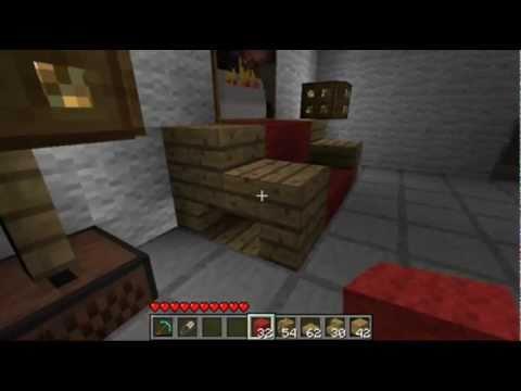 Minecraft Interior Design Sofa Design Ideas