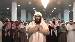 شيخي الحبيب أحمد العجمي في الصلاة بمسجد أبي ذر الغفاري الركعة الثانية