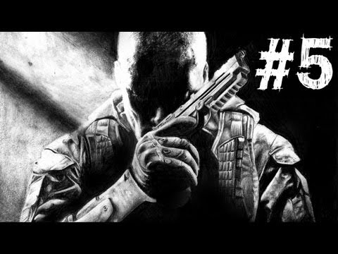 Call of Duty Black Ops 2 Gameplay Walkthrough Part 5 - Campaign Mission 3 - Horses and Tanks (BO2)