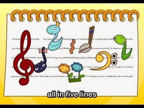 Muffin Songs – Musical Trip  İngilizce Tekerlemeler ve İngilizce Çocuk Şarkılar
