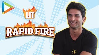 "Sushant Singh Rajput: ""Want to steal Ekta Kapoor's DIAMOND RING"" 
