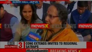 Ashok Gehlot to take oath as Rajasthan CM; Gehlot's family speaks to NewsX - NEWSXLIVE