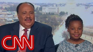 Martin Luther King III and daughter speak about preserving MLK's legacy - CNN