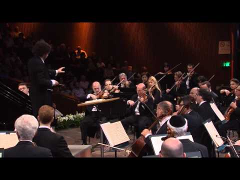Eric Zuber, with the Israel Philharmonic Orchestra, Rachmaninov: Concerto no. 2 in C minor op. 18