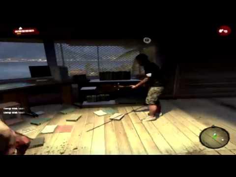 Dead Island - Com o KAPPA , dando umas tunada