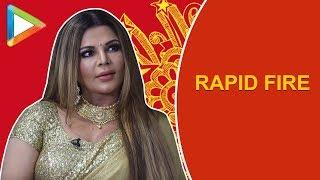 "Rakhi Sawant: ""I Love Priyanka Chopra's BOYFRIEND""   Teaser   Rapid Fire - HUNGAMA"