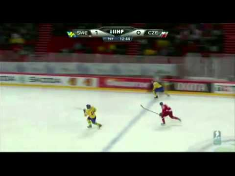 Sweden Executes Double reverse IIHF 2012 WC.mp4