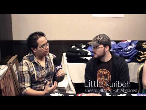 LittleKuriboh at PMX 2013 Interview