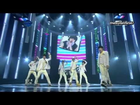 Infinite - Nothing's Over [M!Countdown] (11.03.31) {Hangul, Romanization, Eng Sub}