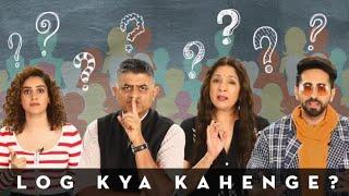 Log Kya Kahenge? Feat. Ayushmann, Sanya, Neena & Gajraj | Badhaai Ho - ZOOMDEKHO